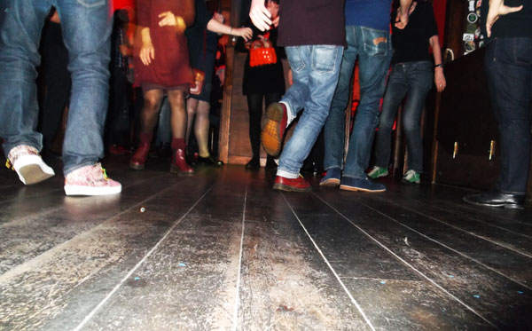 Out on the floor at Northern Soul Amsterdam