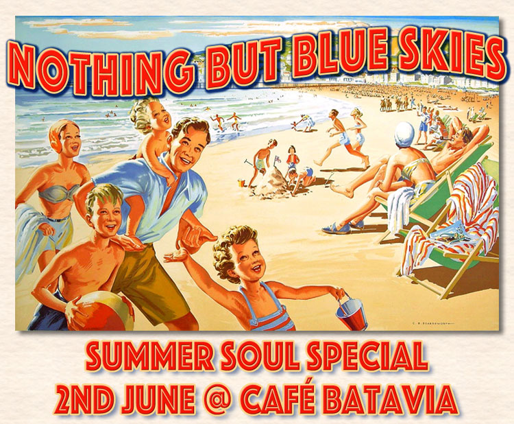 Northern Soul Amsterdam Summer Soul Special 2nd June 2018